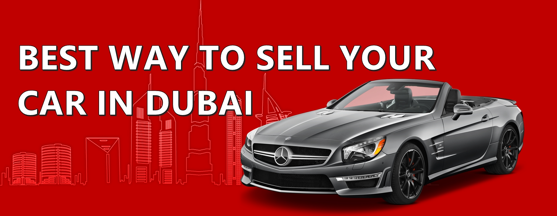How to sell my car in Dubai - Glipee Motors